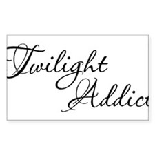 Twilight Addict Decal