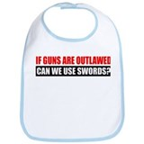 Can We Use Swords? Bib