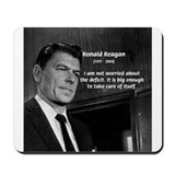 Political Humor Ronald Reagan Mousepad