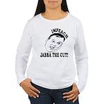 Impeach Christie Women's Long Sleeve T-Shirt