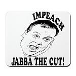 Impeach Christie Mousepad