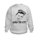 Impeach Christie Kids Sweatshirt
