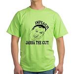 Impeach Christie Green T-Shirt