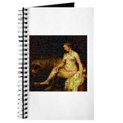 Photo Montage Bathsheba By Rembrandt Journal