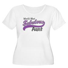 Fabulous Aunt T-Shirt