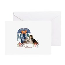 Babette in Asia Greeting Cards (Pk of 10)