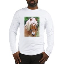 Unique Haflinger Long Sleeve T-Shirt