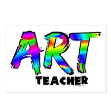 Art Teacher Postcards (Package of 8)
