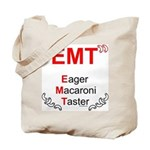 Eager Macaroni Taster Tote Bag