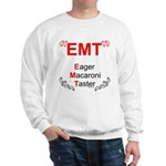 Eager Macaroni Taster Sweatshirt