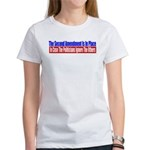 The Second Amendment Is In Pl Women's T-Shirt