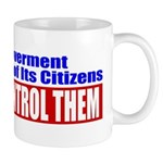 The Government That Fears The Mug