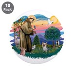 St Francis #2/ Yorkie #13 3.5
