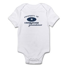 Guardsman Infant Bodysuit