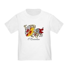 O'Quinlan Coat of Arms T