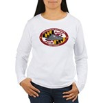 USS Pride of Baltimore Women's Long Sleeve T-Shirt