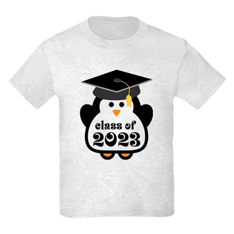 Penguin Class of 2023 Kids Light T-Shirt