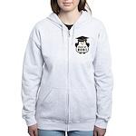 Penguin Class of 2024 Women's Zip Hoodie