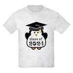 Penguin Class of 2024 Kids Light T-Shirt
