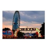 Cute County fair Postcards (Package of 8)