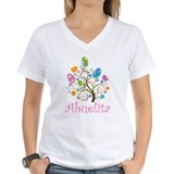 Abuelita Easter Egg Tree Shirt