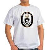 USS Arctic AOE 8 Ash Grey T-Shirt