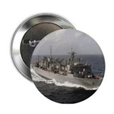 "USS Bridge Ship's Image 2.25"" Button"