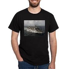 USS Bridge Ship's Image T-Shirt