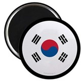South Korean Flag Magnet