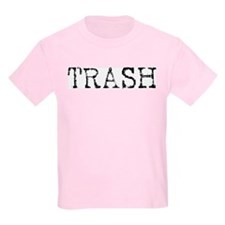 TRASH (Type) Kids T-Shirt