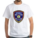 Dearborn Heights Police White T-Shirt