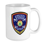 Dearborn Heights Police Large Mug