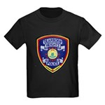 Dearborn Heights Police Kids Dark T-Shirt