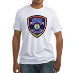 Dearborn Heights Police Fitted T-Shirt