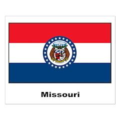 Missouri State Flag Posters