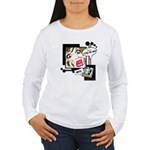 They're Not Bears Women's Long Sleeve T-Shirt