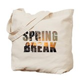 Funny Spring break 2011 Tote Bag