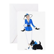 Renee and Scotty Greeting Cards (Pk of 10)