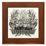 Twilight Apotamkin Framed Tile