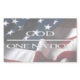 One Nation Under God, Decal