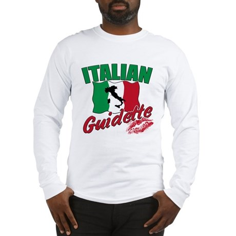 italian pride Long Sleeve T-Shirt