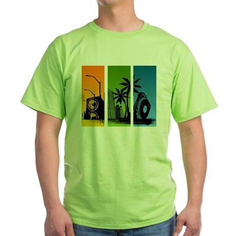 Stanton World Green T-Shirt