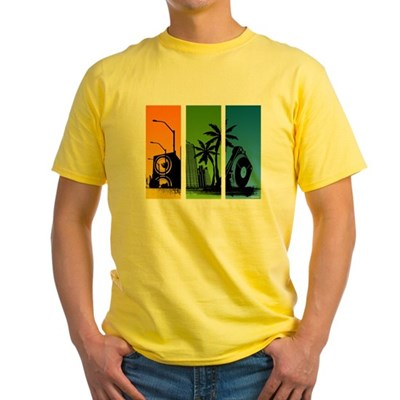 Stanton World Yellow T-Shirt