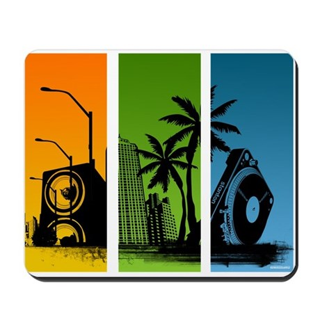 Stanton World Mousepad