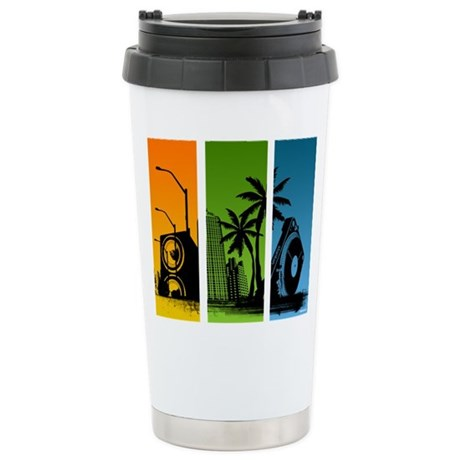 Stanton World Ceramic Travel Mug