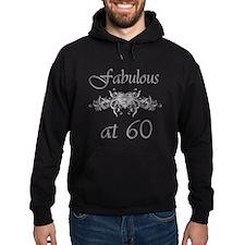 Fabulous At 60 Years Old Hoodie