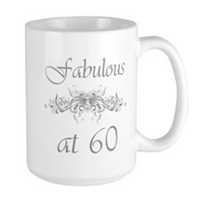 Fabulous At 60 Years Old Mug