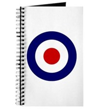 Cute Raf roundel Journal