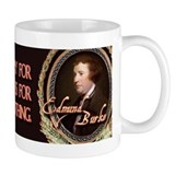Edmund Burke When Good Men Do Mug