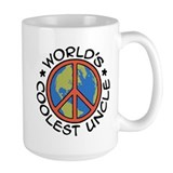 World's Coolest Uncle Mug